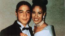 El viudo de Selena vio la película por primera vez