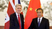 Britain confirms it will host economic talks with China in June