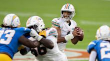 Did the Dolphins' quarterback plans for Week 13 just get leaked?