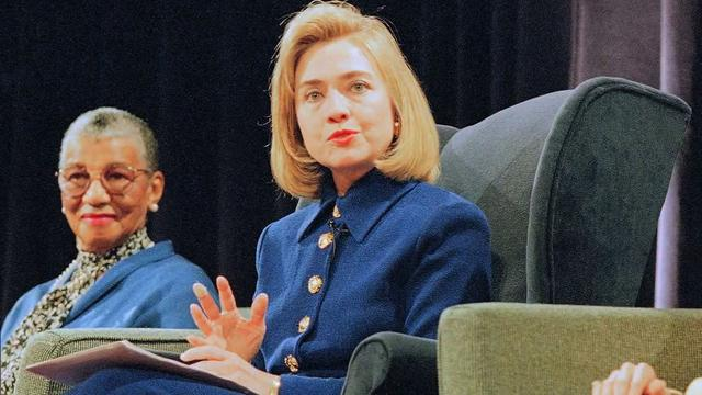 Thousands of documents from Clinton White House released