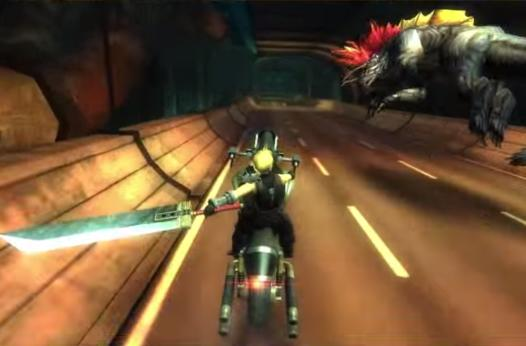 Final Fantasy rides a G-Bike onto Japan's iOS, Android stores