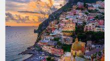 意大利南部 阿瑪爾菲海岸:置身童話小鎮