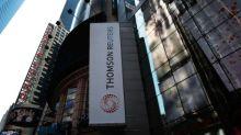Blackstone comprará participación mayoritaria de Thomson Reuters Finance