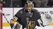 Former Penguins Goaltender Marc-Andre Fleury Traded From Vegas To Chicago