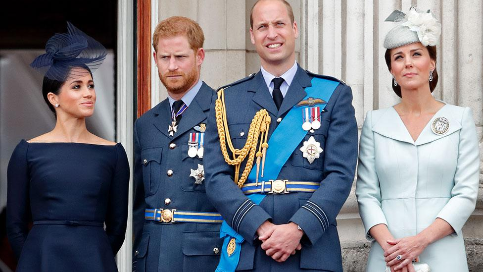Harry and Meghan refuse to be 'controlled' by Prince William