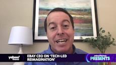 Yahoo Finance Presents: eBay CEO Jamie Iannone