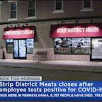 Strip District Meats Temporarily Closed