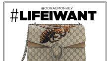 #LifeIWant: la nuova borsa di Gucci crea il buzz