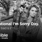 How Bad Did You Mess Up? Edible Arrangements® Dubs Feb. 15 I'm Sorry Day
