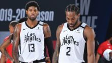 Clippers coach Tyronn Lue: I think Kawhi Leonard and Paul George are 'here to stay for a long time'