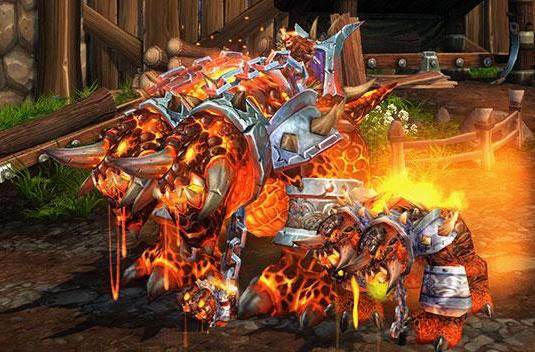 Molten Core LFR may test your patience, but look at this mount