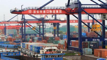 Trump says tariffs making companies leave China