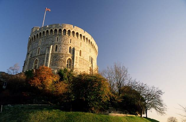 Drone owner gets a Royal telling off for flying near Windsor Castle