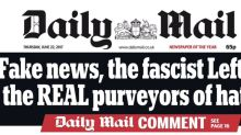 Owen Jones Brands Daily Mail An 'Open Sewer' After Tabloid Launches Extraordinary Attack On The Guardian