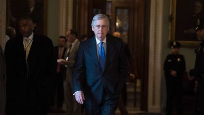 Senate to vote on competing shutdown bills