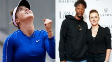 'Really sad': Elina Svitolina's heartbreak over Gael Monfils