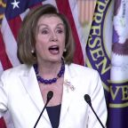 'Don't Mess With Me.' Nancy Pelosi Blasts Reporter Who Asked If She Hates Trump