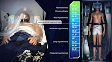 This technology would place human traveling to Mars in a 'sleep-like state'