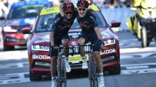Michal Kwiatkowski wins Tour stage to bring some relief to Ineos