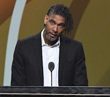 Watch Tim Duncan's humble Hall of Fame induction speech
