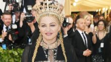 Watch Madonna Cover Leonard Cohen's 'Hallelujah' at 2018 Met Gala