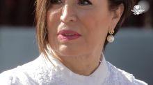 Juez otorga suspensión a Rosario Robles contra prisión preventiva; no quedará en libertad