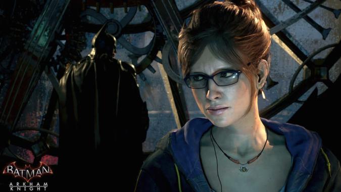 JXE Streams: talking family with Batgirl in 'Arkham Knight'