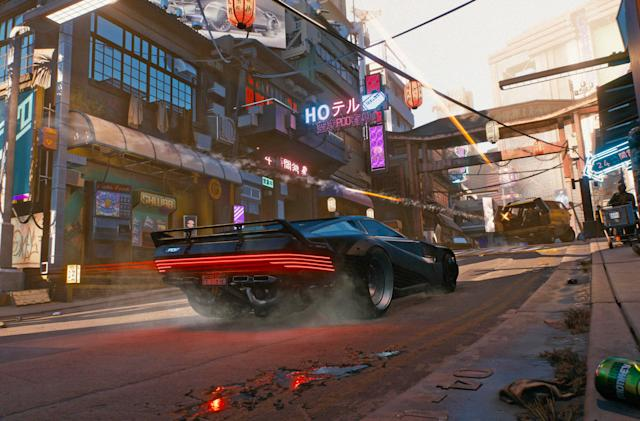 What's on TV this week: 'Cyberpunk 2077' and 'Total Recall' in 4K