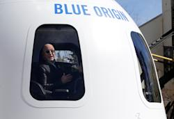 Blue Origin's first space tourist flight takes off on July 20th