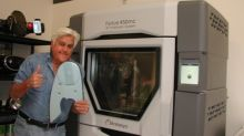 Big Dog Productions and Jay Leno Team With Stratasys to Engineer High Performance 3D Printed Parts for Classic Autos