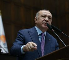 Turkey's Erdogan asks France, Germany to help end Syrian humanitarian crisis