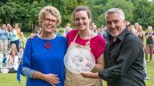 Former 'Bake Off' winner Sophie Faldo dismisses she is 'heading back to Afghanistan' claims