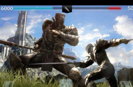 Epic's most profitable game is Infinity Blade for iOS