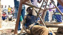Dozens feared dead in Zimbabwe gold mine flood: govt