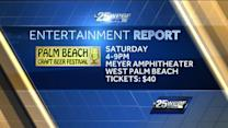 Entertainment Report: Beer, rock & roll highlight weekend lineup