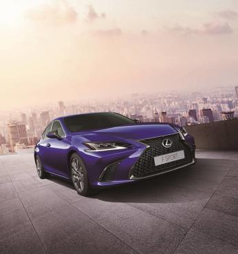 新年式Lexus ES 250導入F Sport單一等級登場、ES 200升級動力上市!