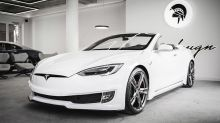 Ares Design's One-of-a-Kind Model S Convertible May Be the Most Stylish Tesla Yet