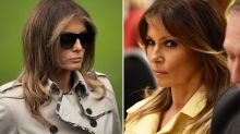 Melania Trump clone is a 'more than likely possibility', alien expert claims