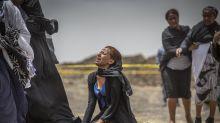 El dolor de las familias del accidente de Ethiopian Airlines en 16 fotos sobrecogedoras