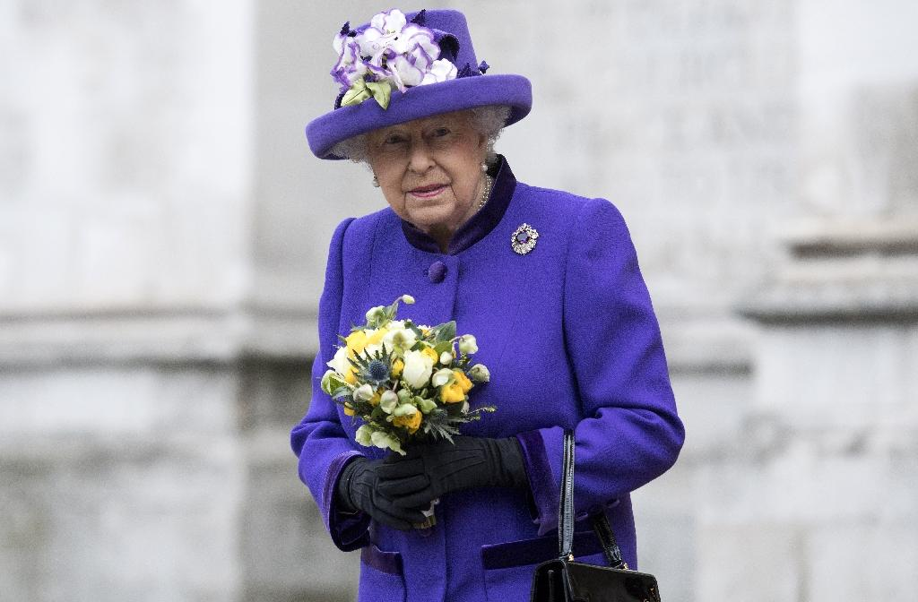 Queen Elizabeth II is the first British monarch to reach her sapphire jubilee -- with 65 years on the throne