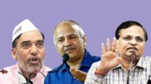 All the Kejriwal's Men: Meet the New Ministers of Delhi