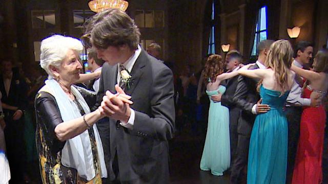 Holocaust survivor, Hedy Bohm, invited to the prom