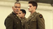 Watch George Clooney and Christopher Abbott in the hilarious 'Catch-22'  trailer