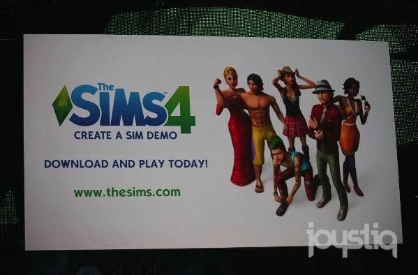 Sims 4 'Create a Sim' demo is live now [Update]