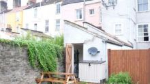 House that's the size of a garden shed is up for sale