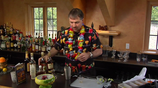 Volcano Cocktail - The Cocktail Spirit with Robert Hess - Small Screen