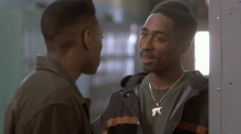 Omar Epps reveals how he and Tupac ad-libbed their way through 'Juice' — and the rap hit that was born on set