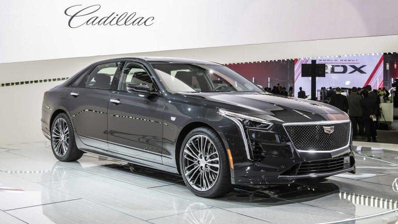 2020 Cadillac CT6 losing the 3.0-liter TT V6?