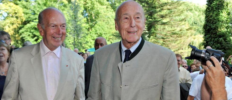 Vierzon: Olivier Giscard d'Estaing est décédé