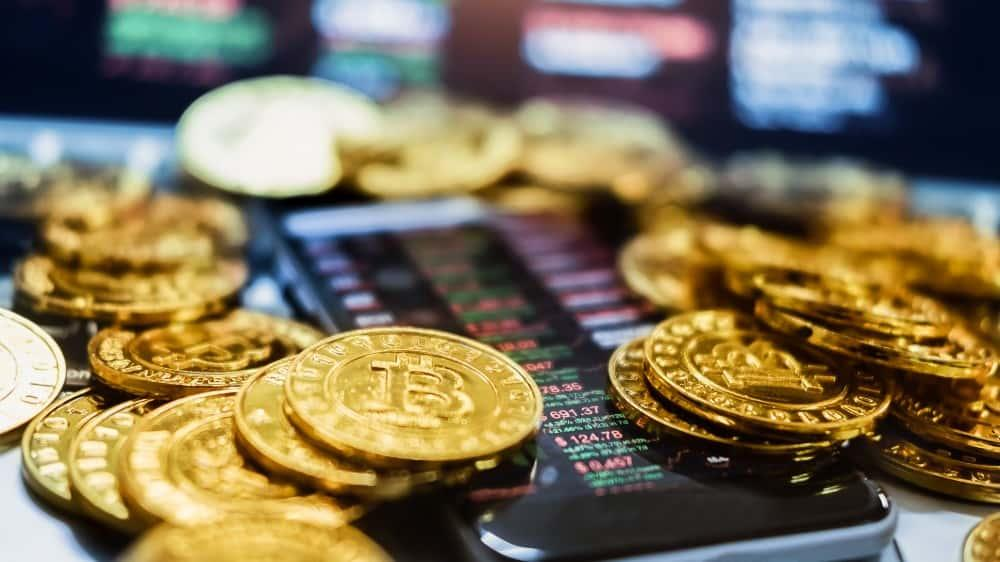 Forget gold and Bitcoin. I'd buy crashing stocks today and hold them forever